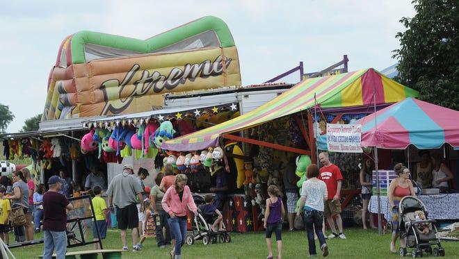 The annual 4-H Farm Bureau Alto Fair is a two-day fair that draws folks from near and far.