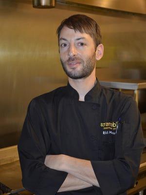 Chef Rick Moses of Scramble
