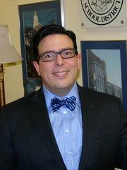 Pelham schools Superintendent Peter Giarrizzo.