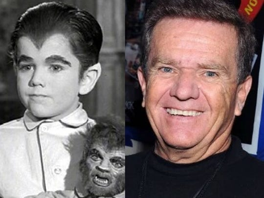 "Butch Patrick played Eddie Munster in the 1960s television show ""The Munsters."""