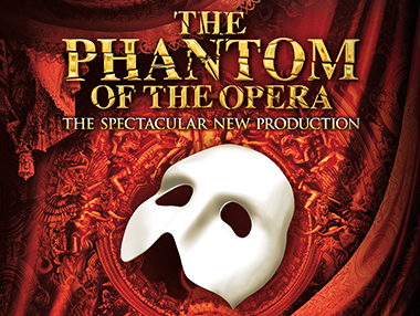 Win four tickets to see The Phantom of the Opera.  Enter 4/7-5/15.