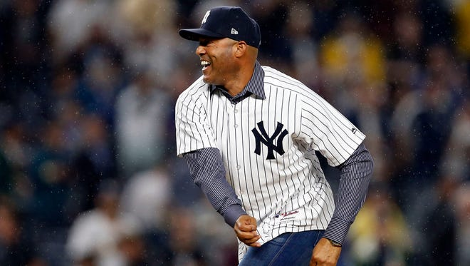 Former Yankees reliever Mariano Rivera is the best closer of all-time.