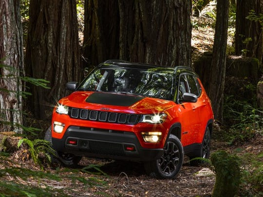 The Jeep Compass.