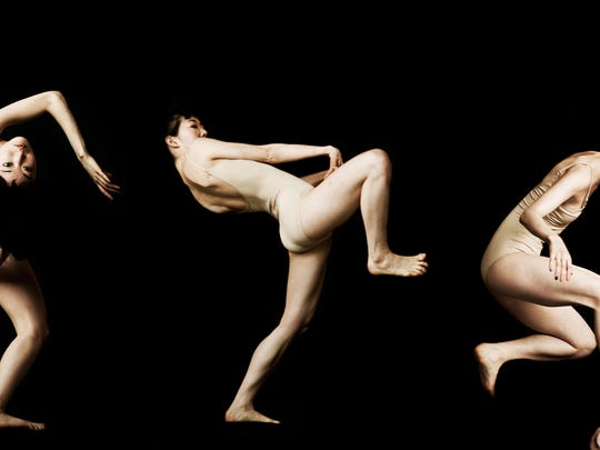 Gallim Dance company will be featured in the UNR Spring Dance Concert.