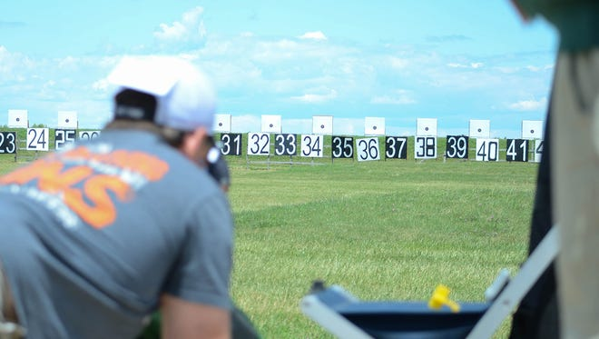 The new Travel Games matches will be fired exclusively on CMP's electronic target system.