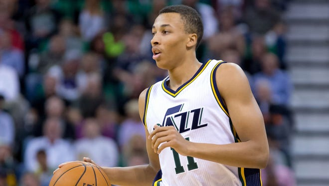 Jazz guard Dante Exum could be one of the biggest names at the Rocky Mountain Revue if the summer league is resurrected.