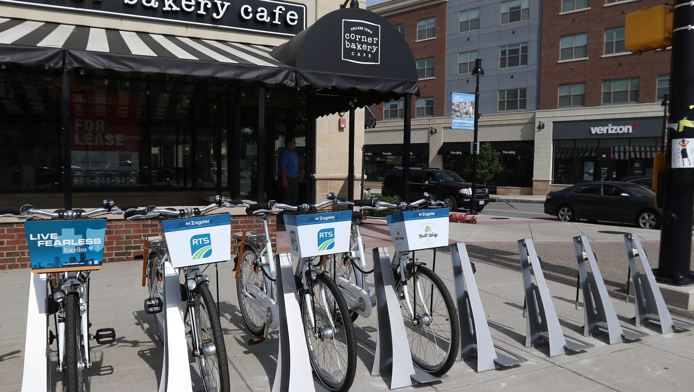 How Does Zagster Work In Rochester Here Is Our Bike Sharing Review