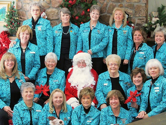 The Ruidioso Valley Greeters will host the Ruidoso