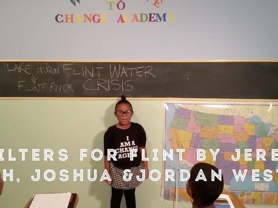 Filters for Flint - Jeremiah, Joshua & Jordan West