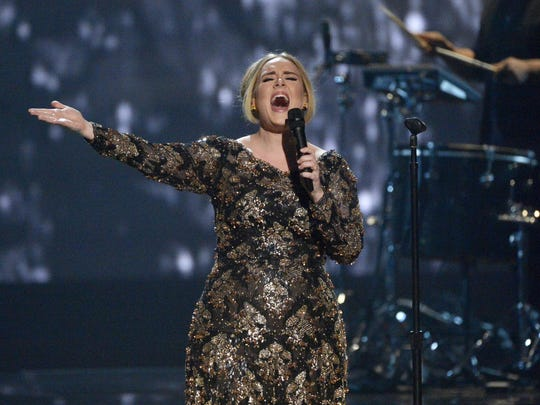 British singer Adele's new, long-awaited album sold a whopping 5 million copies in just three weeks.