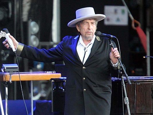 Music Bob Dylan