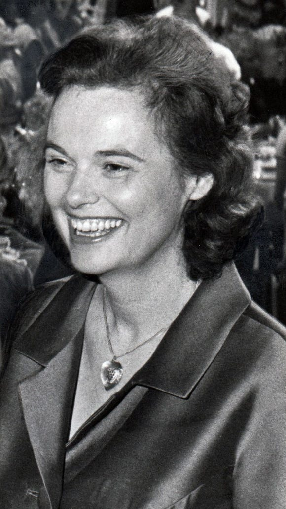 Maggie Savoy, editor of the women's pages at the Phoenix Gazette and The Arizona Republic, from 1947 to 1964.