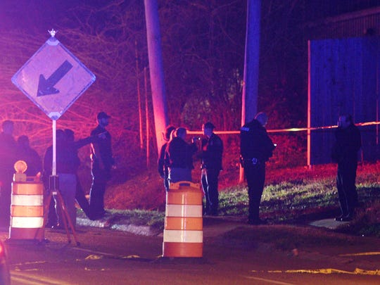 A Shreveport police officer was shot and seriously wounded Wednesday evening,  December 9, 2019, outside a home on the west side of the city.