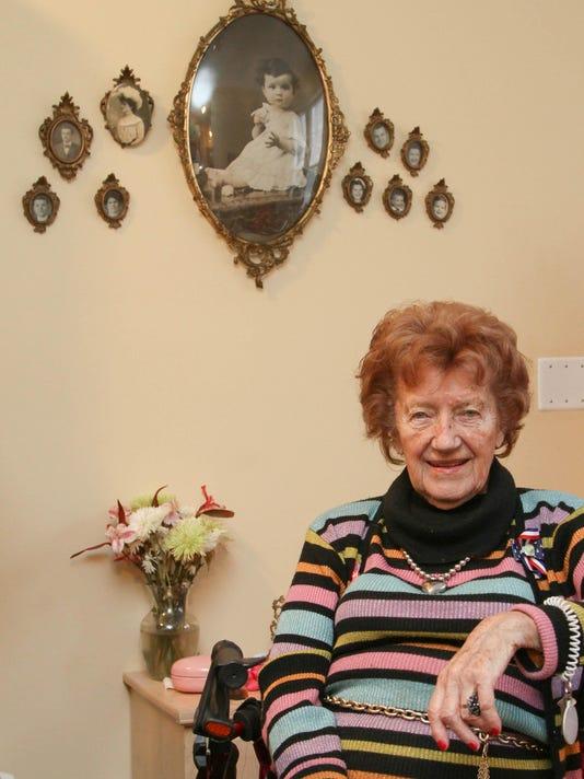 MOR 1212 Lucille's 100th Birthday