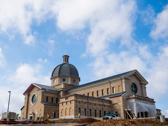 The Cathedral of the Most Sacred Heart of Jesus at