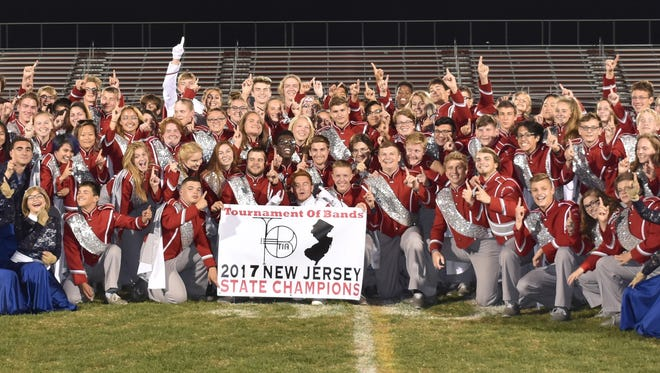Jackson Liberty Marching Band Captures State Championship
