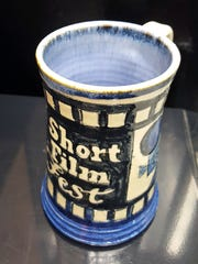 The Golden Mug, a ceramic mug by Larry Thoreson of Gills Rock Pottery, will be awarded to the best entry in the 2018 Door County Short Film Fest, taking place Feb. 16-17.