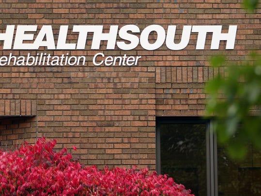 HealthSouth Rehabilitation Center Signage