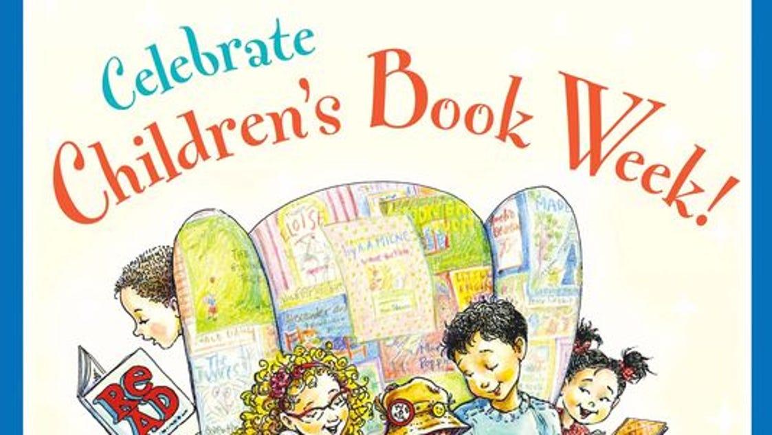 Book Buzz: It's Children's Book Week