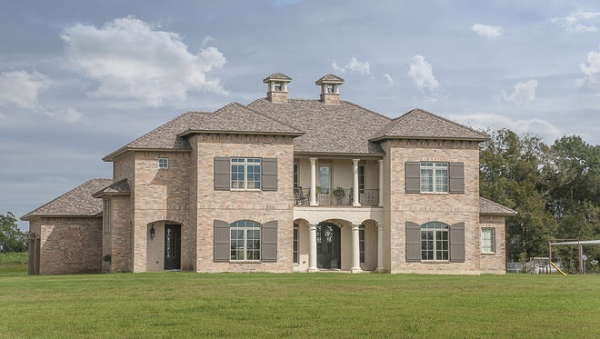 This 4 BR, 4 1/2 BA home is located at 6711 E Hwy 90, New Iberia and is listed at $859,000.