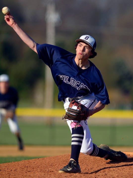 PHOTOS: Dallastown vs. Spring Grove baseball