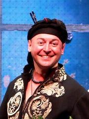 Arthur Oliver, costume designer, Moscow Ballet