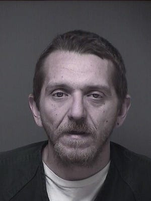 Justin Toth, 35, of Waretown was arrested on a no-bail warrant.