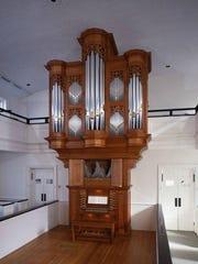 James Kibbie will give an organ concert on Sunday, Feb. 7, at 3 p.m. at First Presbyterian Church.