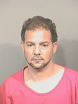 Aymen Asker, 39, has been charged for hitting and killing a pedestrian in February.