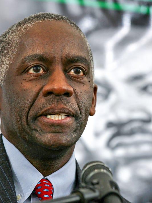 Mayor Terence Roberts