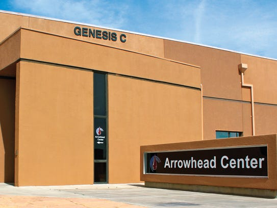 The Arrowhead Center at New Mexico State University.