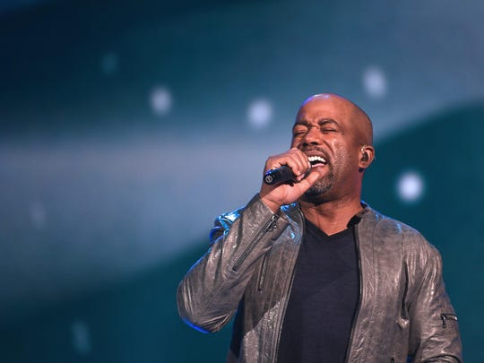 "Darius Rucker recorded ""You're a Mean One, Mr. Grinch"" in 2014."