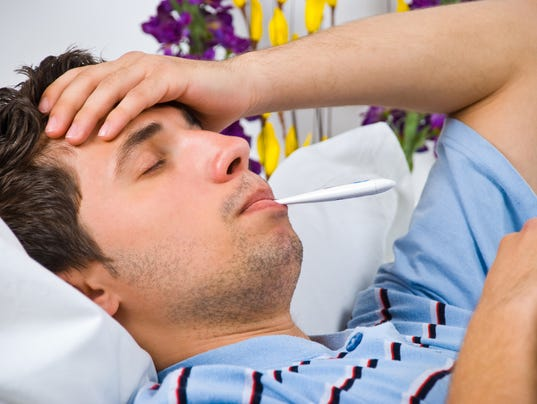 Influenza approaching epidemic status