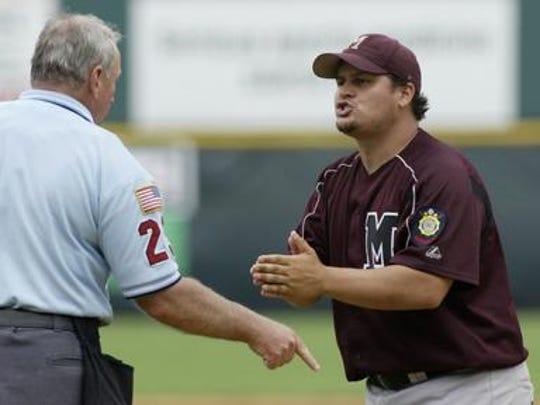 As Miltown's American Legion coach in 2005, Glenn Fredricks