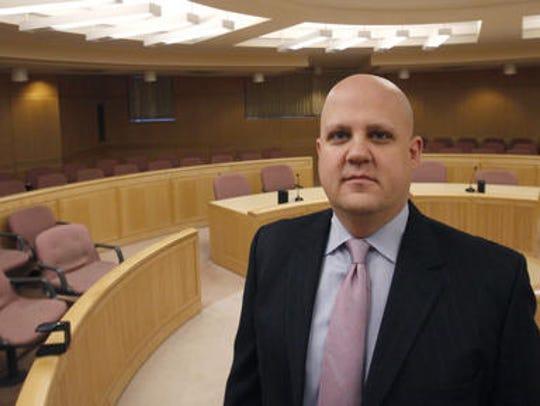 Chief Deputy Prosecutor Eric Hoffman