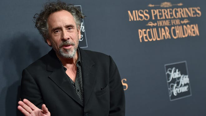 Tim Burton's thoughts on diversity got Twitter riled up Thursday.