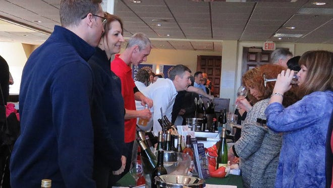 The Savor the Flavor event features tastings of food, wine, beer and distilled spirits.