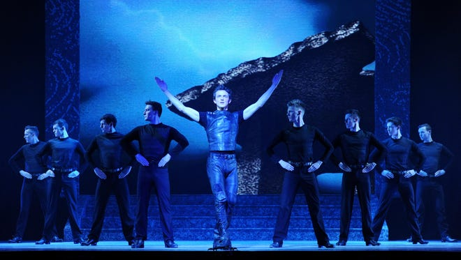 """Riverdance"" has entertained millions of people around the world since its full-length debut in early 1995."