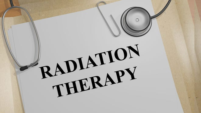 Radiation therapy.