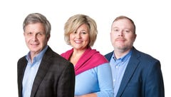 Three familiar voices — Calkins, Biggs and Herrington — leave The Commercial Appeal