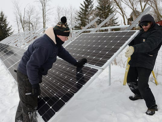 GPG Solar Sustainability