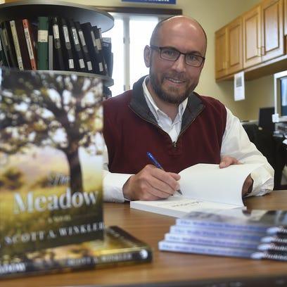 Luxemburg-Casco teacher's novel explores link between storytelling, healing