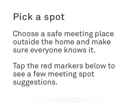 Pick A Spot