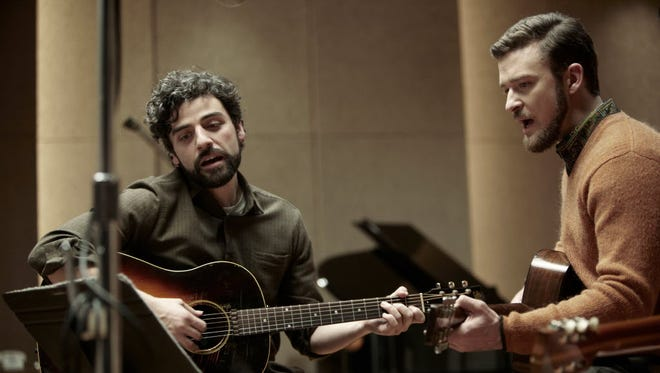 'Inside Llewyn Davis,' the new film from the Coen brothers starring Oscar Issac, left, and Justin Timberlake, is already receiving a good share of Oscar buzz.