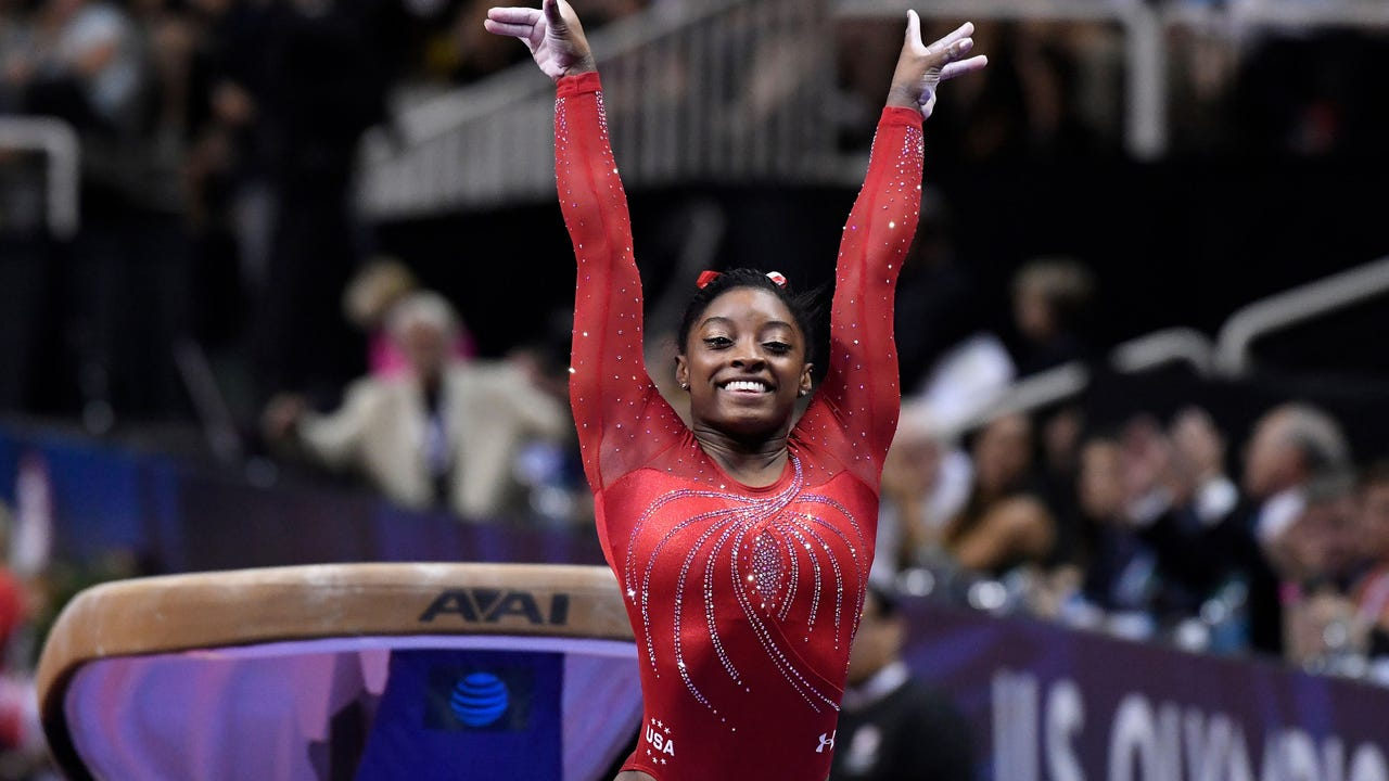 10 to Watch: Simone Biles