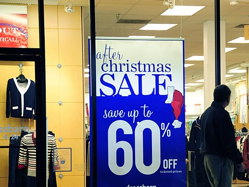 Some retailers will open their doors on Thursday at 5 a.m. and offer big after-Christmas sales.