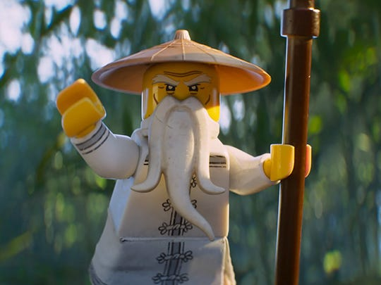 """The Lego Ninjago Movie"" opens Friday at Regal West Manchester Stadium 13 and Frank Theatres Queensgate Stadium 13."