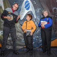 'Star Trek' fans boldly going on