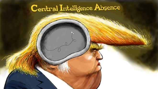 Cartoon for Jan. 9, 2017.