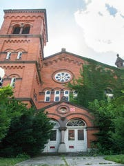 The congregation of Zion Lutheran Church in York, Pa.,